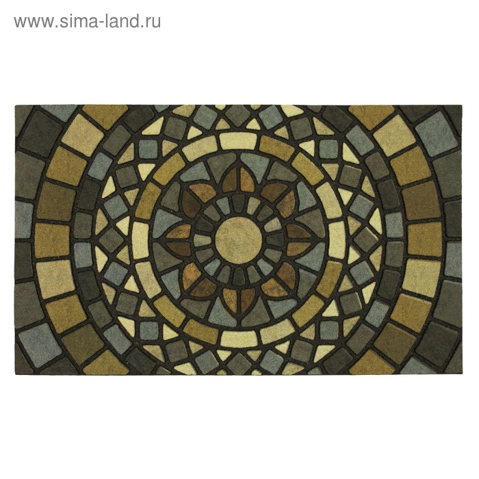 Коврик придверный Mosaic Mythos 46х76 см