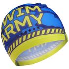 Шапочка для плавания, детская SWIM ARMY