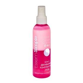 Двухфазный спрей для волос Essem Simple комплексный уход 10-в-1, 200 мл
