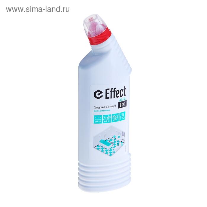 Чистящее средство Effect Alfa101 для сантехники, 0,75 л