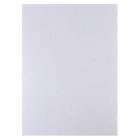 Картон переплетный 1.5 мм, 30 x 40 см Decoriton, 1000 г/м², белый