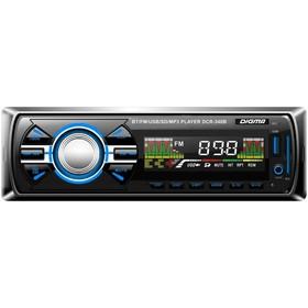 Автомагнитола Digma DCR-340B, Bluetooth Ош