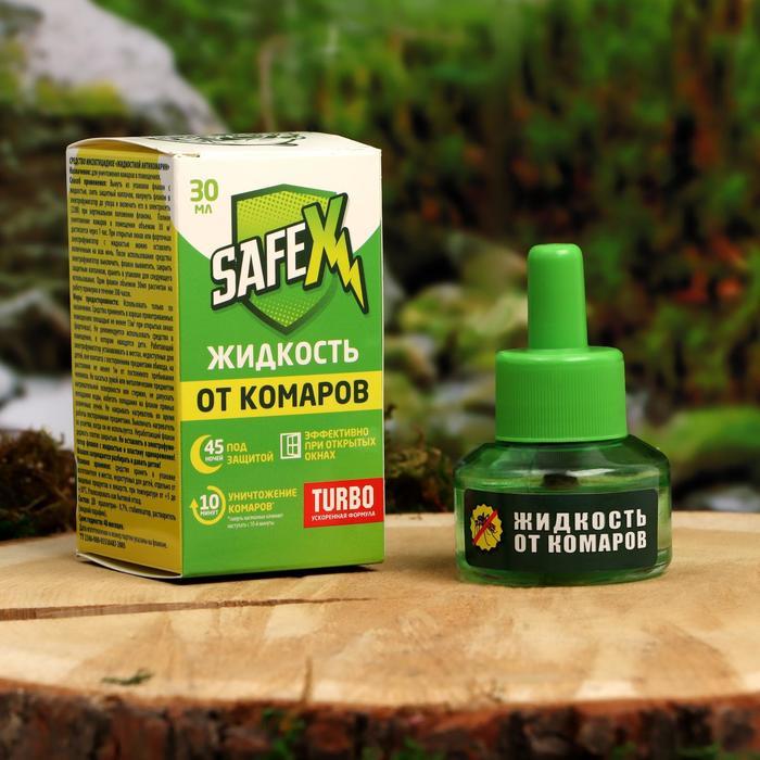 Жидкость для фумигатора SAFEX, 30 мл