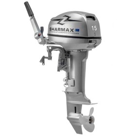 Двухтактный лодочный мотор Sharmax SM15HS Ош