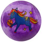 Мяч детский «Единорог», d=22 см, 70 г, МИКС