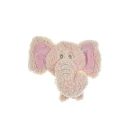 """Игрушка AROMADOG BIG HEAD """"Слон"""" для собак  12 см, розовый"""