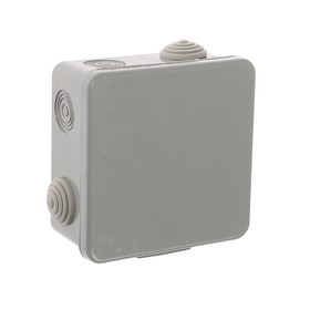 Коробка распределительная TUNDRA, 100х100х50 мм, IP54, для открытой установки Ош
