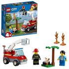 Конструктор Город Пожарные: Пожар на пикнике 60212