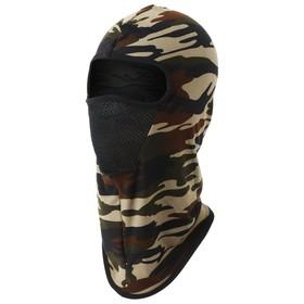 Балаклава (подшлемник), цвет милитари Ош