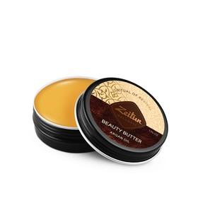 Крем-масло для тела Zeitun «Ритуал восстановления», с органический маслом арганы, 60 г
