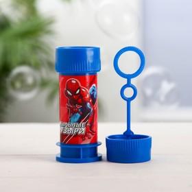 """Мыльные пузыри  """"Человек-паук"""", Человек-паук, 35 мл"""