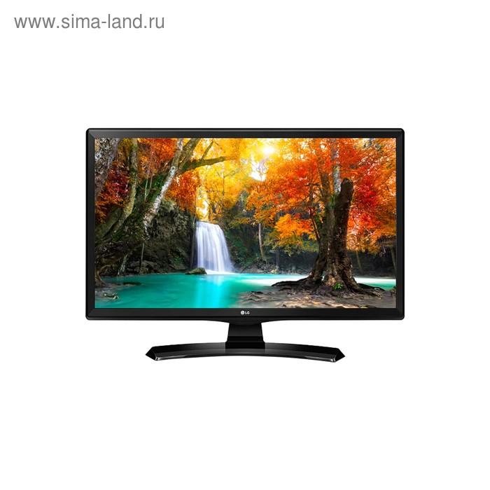 "Телевизор LG 22MT49VF-PZ, 22"", 1920x1080, DVB-T2, DVB-C, DVB-S2, 1xHDMI, 1xUSB, черный"