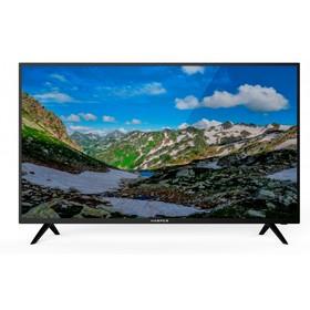 "Телевизор Harper 40F750TS, 40"", 1920x1080, DVB-T2/C/S2, 2xHDMI, 2xUSB, SmartTV, черный"