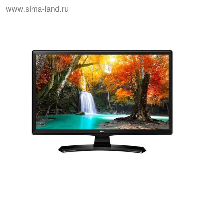 "Телевизор LG 24TK410V-PZ, 24"", 1366x768, DVB-T2, DVB-C, DVB-S2, 1xHDMI, 1xUSB, черный"