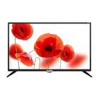 "Телевизор Telefunken TF-LED32S84T2, 32"", 1366x768, DVB-T2, DVB-C, 3xHDMI, 1xUSB, черный"