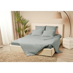 Комплект наволочек «Купу-купу», 50х70 см - 2 шт, серый меланж, трикотаж