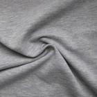 Комплект наволочек «Купу-купу», 50х70 см - 2 шт, серый меланж, трикотаж - Фото 3