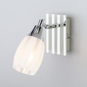 Светильник Meridiane 60Вт E14 хром