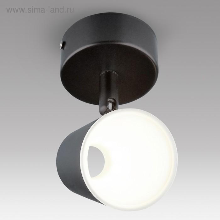 Светильник Snappy 5Вт LED черный