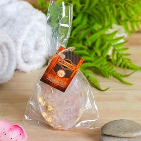 Мыло-скраб из гималайской соли с овсяными хлопьями, 80 г Ош