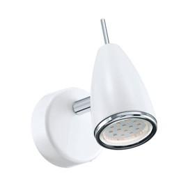 Светильник RICCIO 3Вт GU10 белый, хром