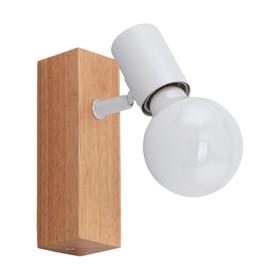 Светильник TOWNSHEND 10Вт E27 коричневый, белый