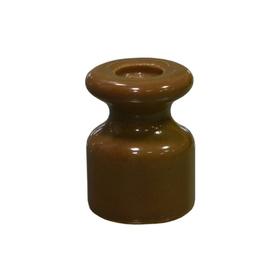 Изолятор Luazon Lighting, керамический, цвет капучино Ош
