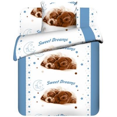 Детское постельное бельё 1,5 сп. «Сладкие сны» - Фото 1