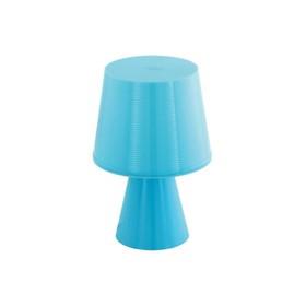 Настольная лампа MONTALBO 40Вт Е14 синий