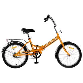 Велосипед 20' Stels Pilot-410,  Z011, цвет оранжевый,  размер 13,5' Ош