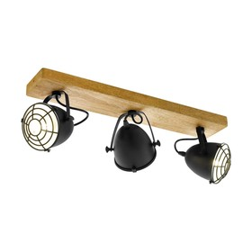 Светильник GATEBECK 3x40Вт E14 натуральный