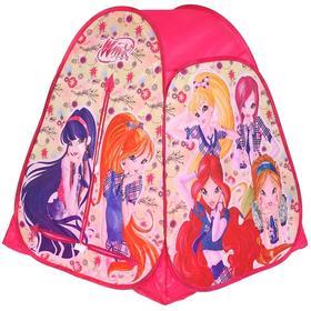 Палатка игровая Winx, 81 х 90 х 81 см, в сумке