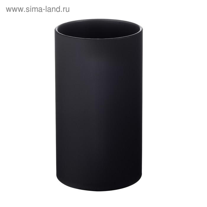Стаканчик Touch, черный