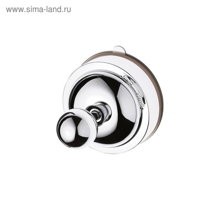 Крючок одинарный, диаметр 6,5 см
