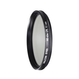 Светофильтр Falcon Eyes HDslim CPL 52 мм циркулярный поляризационный Ош