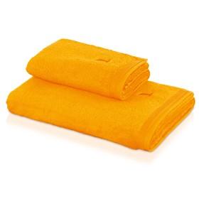 Полотенце махровое Moeve Superwuschel 80x150 см, цвет золотой