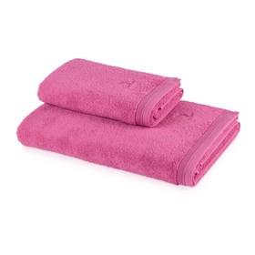 Полотенце махровое Moeve Superwuschel 30x50 см, цвет розовый