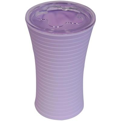 Стаканчик для зубной щетки Tower, фиолетовый - Фото 1