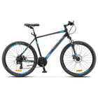 """Велосипед 26"""" Stels Navigator-630 MD, V020, цвет антрацитовый/синий, размер 16"""""""