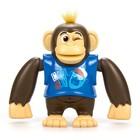 Робот-обезьянка «Чимпи», синяя
