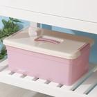 Контейнер для хранения 10 л Kid's Box, с ручкой, цвет МИКС