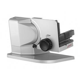 Ломтерезка Ritter FONDO1, 65 Вт, толщина нарезки до 20 мм, серебристая
