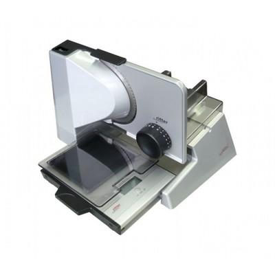 Ломтерезка Ritter SCALEA5, 150 Вт, толщина нарезки до 23 мм, кухонные весы в комплекте