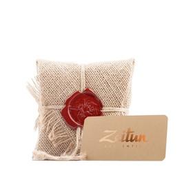 Хна Zeitun традиционная красная, рыжая, натуральная краска для волос, 300 г