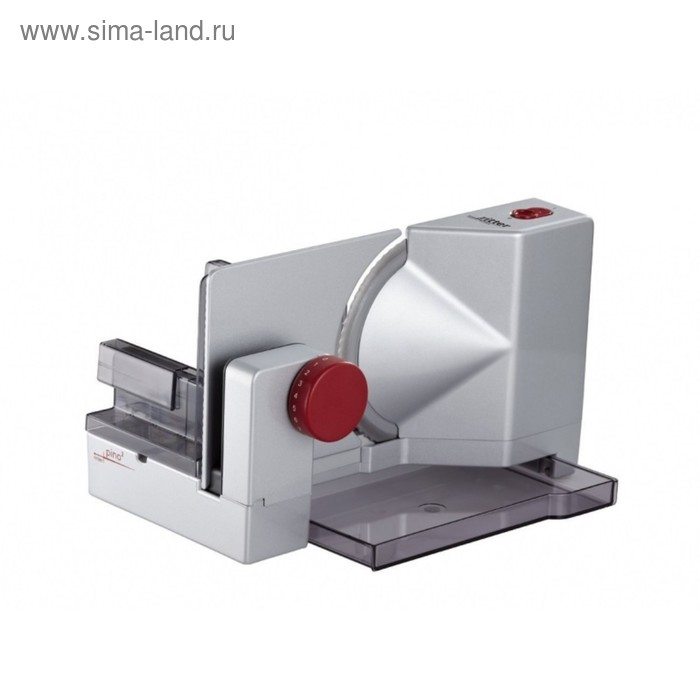 Ломтерезка Ritter PINO2, d=17 см, 65 Вт, толщина нарезки до 14 мм, под левую руку