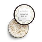 Ароматическая соль для ванн Zeitun «Сливочная», с маслом миндаля и козьим молоком, 250 г