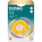 Прорезыватель для зубов BABOO из силикона «Ёжик», от 4 месяцев