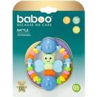 Погремушка BABOO «Бабочка», от 0 месяцев