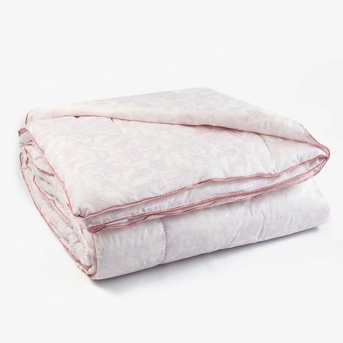 Одеяло Лебяжий пух 200х220 см, микс