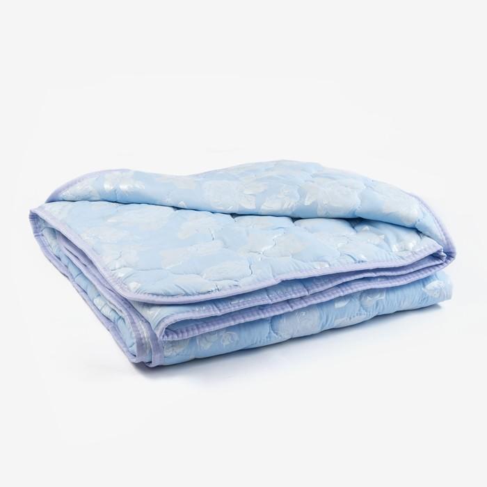 Одеяло «Лебяжий пух», 200х220 см, чехол ТИК пуходержащий, цвет МИКС